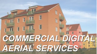 Commercial digital aerial services